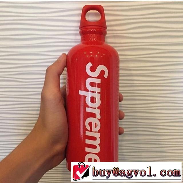 必需品 supreme ss19 traveller 0.6l bottle 水差し キレイめ感が強い 爆発的な人気