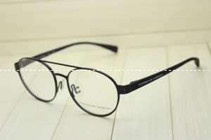 欧米韓流/雑誌 2014最新作PORSCHE DESIGN ポルシェデザイン 透明サングラス 眼鏡のフレーム