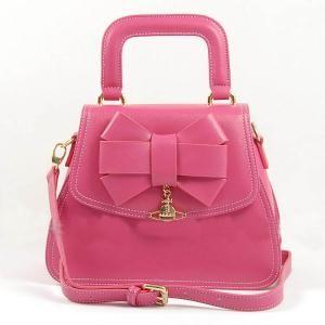 2014 希少 VIVIENNE WESTWOOD ヴィヴィアン ウエストウッド mini収納できる 斜め掛け&ハンドバッグ