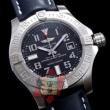 2018最新入荷BREITLING ブライトリング コピー アベンジャー レザー バンド 日付表示 防水 腕時計 ギフト プレゼント 2色可選