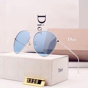 ブランド フェイク_激安大特価新品DIORディオール コピーサングラスレディース海外セレブ愛用メガネ軽量紫外線レンズ5色可選