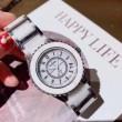 ブランド コピー 時計 コピースーパー コピー腕時計レディースクロノグラフスイス輸入クオーツ生活防水2色可選2018新作入荷