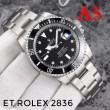 精製加工 男性用腕時計 ROLEX ロレックス 多色可選 サファイヤクリスタル風防  数量限定先行入荷