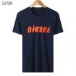 DIESEL英語字プリントシンプルtシャツディーゼル 偽物合わせやすいデイリーアイテム通気性爆買いお得メンズ用tシャツ