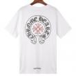 誰も活躍したアイテム 半袖Tシャツ  2色可選 クロムハーツ CHROME HEARTS  弾力性の高い