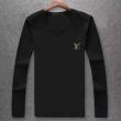 ルイヴィトン tシャツ スーパーコピー人気セール大人気LOUIS VUITTONVネック長袖tシャツ軽い着心地5色可選