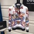 Dolce&Gabbana ドルチェ&ガッバーナ  超人気新作登場 ハーフコート 圧倒的な存在感