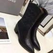 ディオール DIOR 人気商品セール オシャレな雰囲気 ショートブーツ 便利な定番アイテム