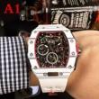 男性用腕時計激安一番安い リシャールミル RICHARD MILLE  2018年秋冬絶対手に入れたい! 機械式(自動巻き)ムーブメント多色選択可