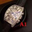 男性用腕時計 デイリーに使いたい!  FRANCK MULLER 種類豊富 フランクミュラー 2018一番最高人気 多色選択可