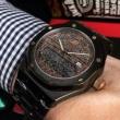 AUDEMARS PIGUET 復古風 腕時計/ウォッチオーデマ ピゲ 男性用腕時計 オーデマ ピゲ 2018fw トレンド