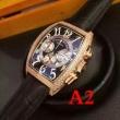 使い勝手の良い【2018トレンド】 男性用腕時計 フランクミュラー 多色選択可  FRANCK MULLER ヒットした価格販売