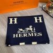 エルメス マフラー コピーHERMESハイブランドメンズラインのシンプルなマフラーユニセックススカーフプレゼント
