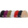 シュプリーム ニット帽 偽物Supreme限定セール最新作ベーシックなカラーユニセックスデザインニットキャップ
