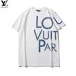 話題沸騰ルイ ヴィトン コピーLouis Vuitton半袖Tシャツ柔らかい肌触り快適な着心地メンズトップス