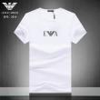 春の主役アイテム 通気性のいい お買得セール ARMANI アルマーニ 半袖Tシャツ 4色可選