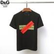 お洒落さんの愛用率が高い ドルチェ&ガッバーナ Dolce&Gabbana 今年のトレンドカラー 2色可選 Tシャツ/ティーシャツ