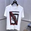 モンクレール tシャツ コピーMONCLER GENIUS Craig Greenロゴ超レアな新作メンズ半袖ホワイト上質なコットン8000450809CS-035