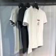 MONCLERモンクレール tシャツ コピーロゴパッチラウンドネックショートスリーブカジュアル半袖タイプセレブ愛用