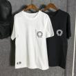 CHROME HEARTS ラグジュアリーな雰囲気 クロムハーツ 半袖Tシャツ2019春夏新作登場 2色可選