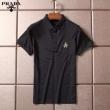 プラダ Tシャツ/ティーシャツ 2色可選 PRADA 19春夏最新モデル 薄手で柔らかい 爆発的な人気 超定番ブランド