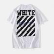 スーパー コピー 安心 サイト_2色展開オフホワイト 半袖 コピーOff-White世界的に絶大な人気を誇るメンズラウンドネックTシャツ
