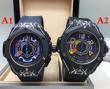 著名人愛用HUBLOTウブロ 腕時計 コピーカジュアルスタイルメンズスポーツウォッチ