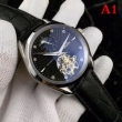 オメガ 時計 コピーOMEGA品質と高いメンズウォッチ丈夫なレザー製ストラップ腕時計