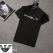 HOT品質保証 ARMANI半袖tシャツスーパーコピー無地3色アルマーニ t シャツ コピー 通気せ機能に付き 人気販売優良品 お手頃価格