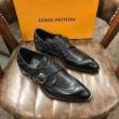 夏物 LOUIS VUITTON ルイ ヴィトン オフィスファッション  ビジネスシューズ  2色可選 お値打ち商品
