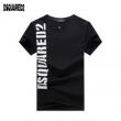 春夏の新作  半袖Tシャツ  飽きのこない  DSQUARED2 ディースクエアード  2色可選  2019年新作通販  お買い得