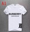 19春夏最新モデル BURBERRY バーバリー トレンドスタイル  半袖Tシャツ アクティブシーンに心地よい 多色可選 エレガント系スタイル