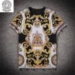 コピー 通販_品質保証新作登場 ヴェルサーチスーパーコピー半袖tシャツ通販 着心地の良い素材 VERSACEコピー 大人気の1枚 大好評販売セール