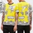期待値も高いアイテム ヴェルサーチコピー半袖tシャツ通販 VERSACEスーパーコピー オシャレなアイテム肌触りが抜群 お洒落なイメージを与える