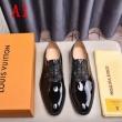 手頃な価格で提供する LOUIS VUITTON  ヴィトン ビジネスシューズコピー 普段履きの休日靴機能万全なアイテム 好評なアイテム人気ランキング