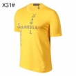 ブランド スーパー コピー 店舗_スーパー コピー×Pharrell Williams ブランド コピー メンズ tシャツ 大人らしいコーデに不可欠 3色可選 ストリート コピー 品質保証