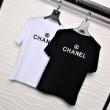 スーパー コピー ユニセックス tシャツ 洗練されたカジュアルスタイル ブランド コピー 服 コピー 激安 ブラック ホワイト ロゴ入り 高品質