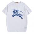 Burberry メンズ tシャツ シンプルで着回しが効く限定新作 バーバリー コピー 服 良質 4色選択可 ストリート 最低価格