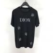 ディオール tシャツ コピー トレンドライクなシンプルなスタイルに Dior ブラック ホワイト カジュアル コーデ セール