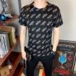 フェンディ tシャツ メンズ オシャレメンズの愛用品 スーパーコピー FENDI モノグラム カジュアル 日常 相性抜群 最安値