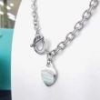 デイリーに使える1枚 待望の商品 19春夏最新モデル ティファニー Tiffany&Co ネックレス