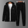 ファッションコーデの流行前線 ARMANI アルマーニ セットアップ メンズ スーパーコピー ブラック 通勤通学 デイリー 品質保証
