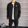 ディオール ジャケット コーデ 肌寒いシーズンに不可欠 コピー Dior メンズ ブラック ネイビー カジュアル 相性抜群 セール