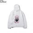 Dior ディオール コート メンズ 最旬の秋着こなしに仕上げる人気新作 コピー 2019秋冬 ブラック ホワイト プリント 高品質