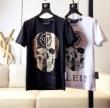 クラシックスタイル  Tシャツ/半袖 PHILIPP PLEIN  2色可選フィリッププレイン今流行りの最新コレクション