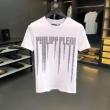 2019春夏は人気定番 PHILIPP PLEIN Tシャツ/半袖 便利な一枚 2色可選フィリッププレイン
