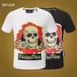 お買い得  Tシャツ/半袖 PHILIPP PLEIN 今流行りの最新コレクション 2色可選フィリッププレイン 2019SS