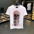 PHILIPP PLEIN Tシャツ/半袖  2色可選 薄手素材 新品 フィリッププレイン 2019春夏は人気定番