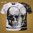 お値打ち商品 PHILIPP PLEIN 2019春夏は人気定番 Tシャツ/半袖  2色可選フィリッププレイン