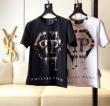PHILIPP PLEIN  Tシャツ/半袖 大特価2019  2色可選フィリッププレイン当店バイヤー推薦